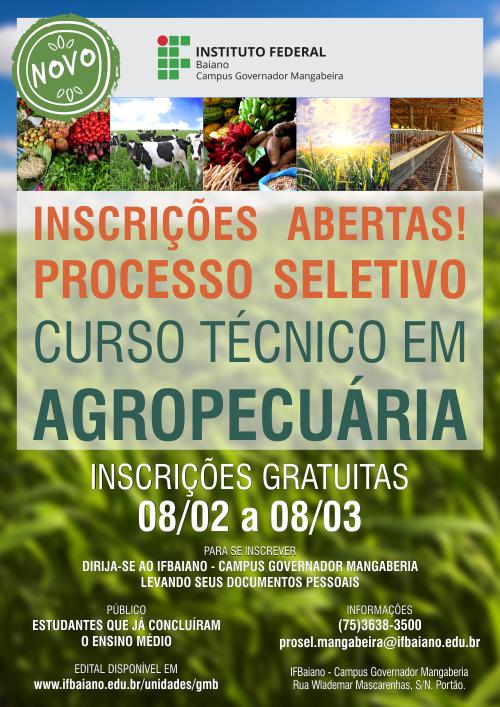 Cartaz Agropecuaria Web NOVO