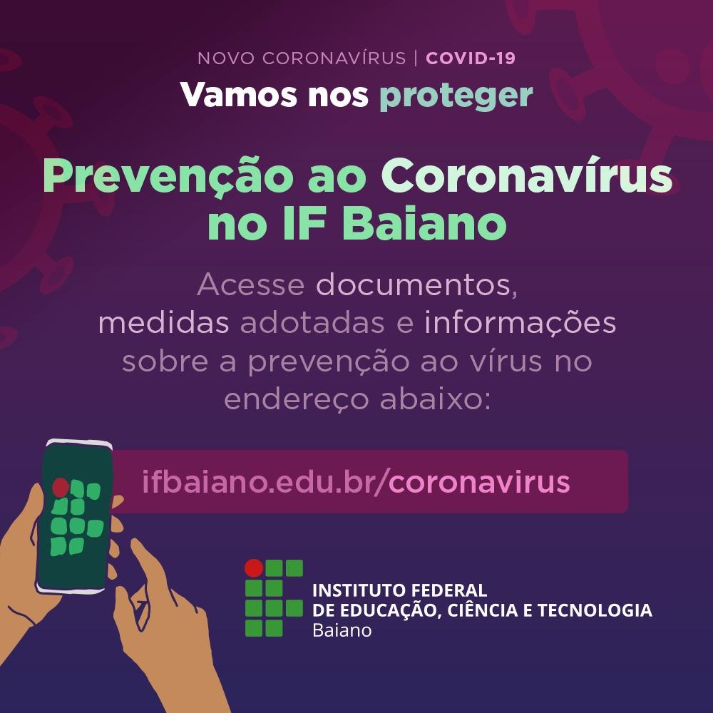 Portal coronavírus