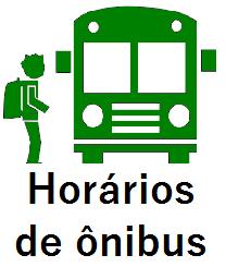 Horários de ônibus